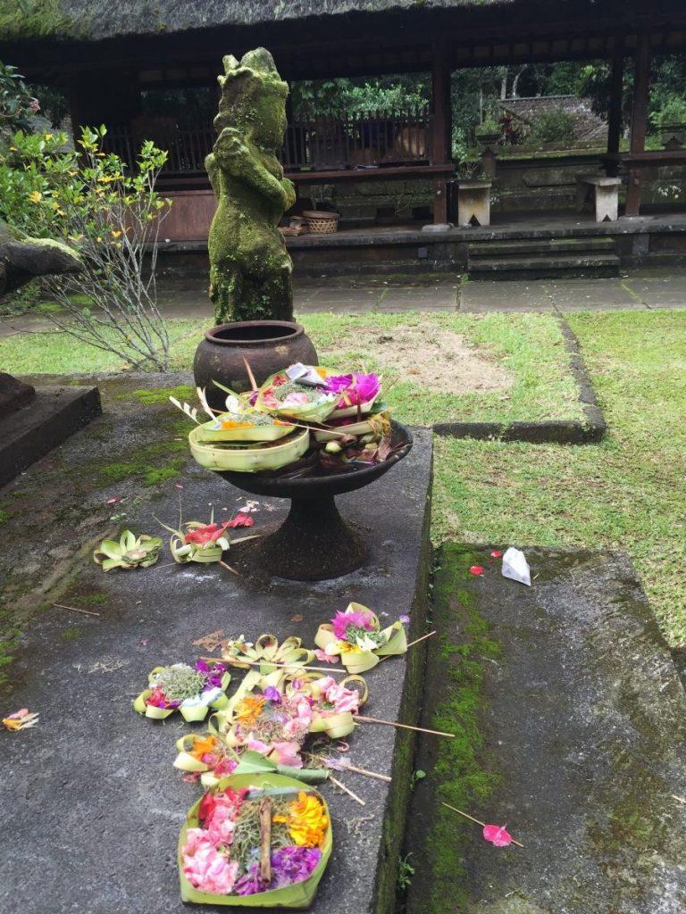 Bali - Temple Pura Luhur Batukaru everglow