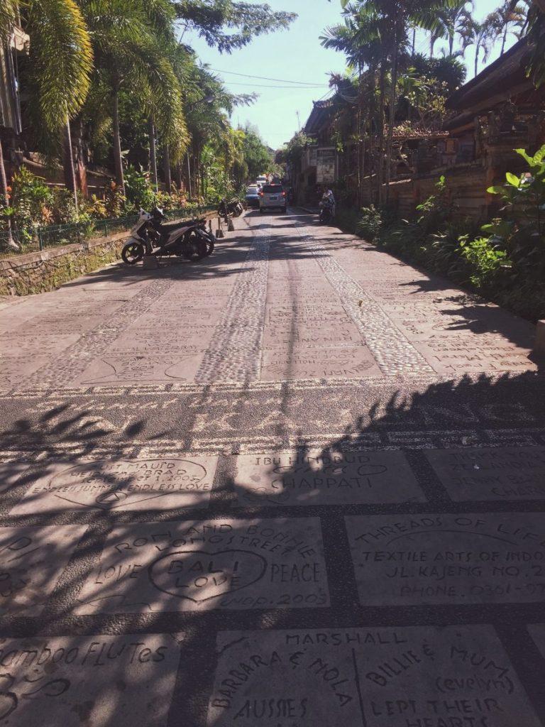 Rue Jalan Kajeng Ubud Bali
