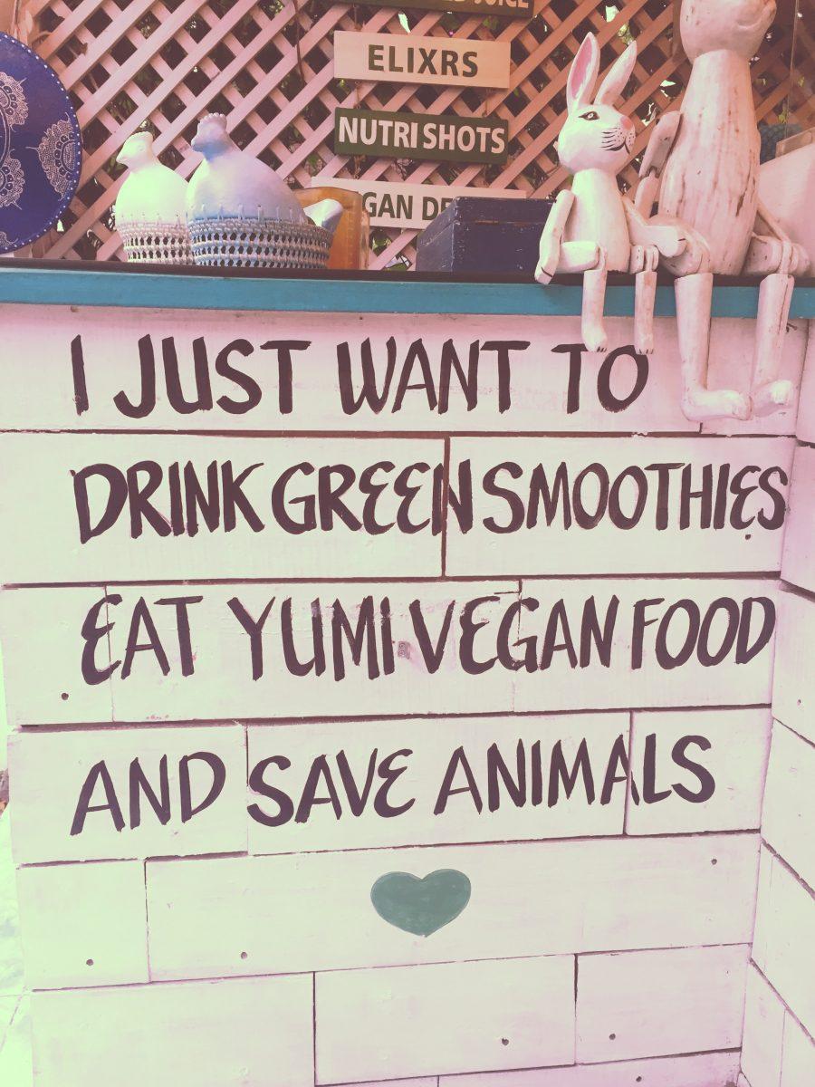 Pourquoi suis-je devenue vegan?