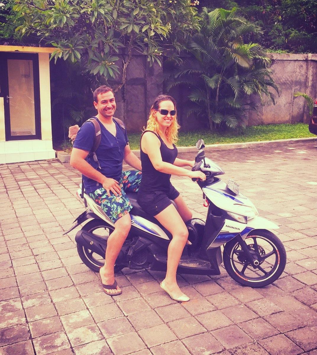 Bali - Transports