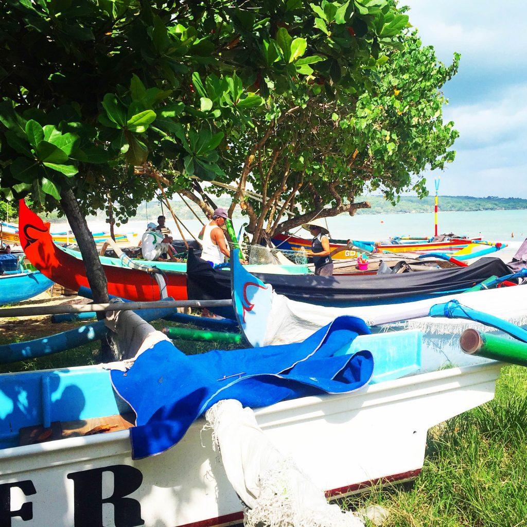 Plage de Jimbaran Bali