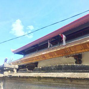 Bali - travaux