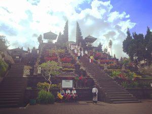 Temple de Besakih Bali