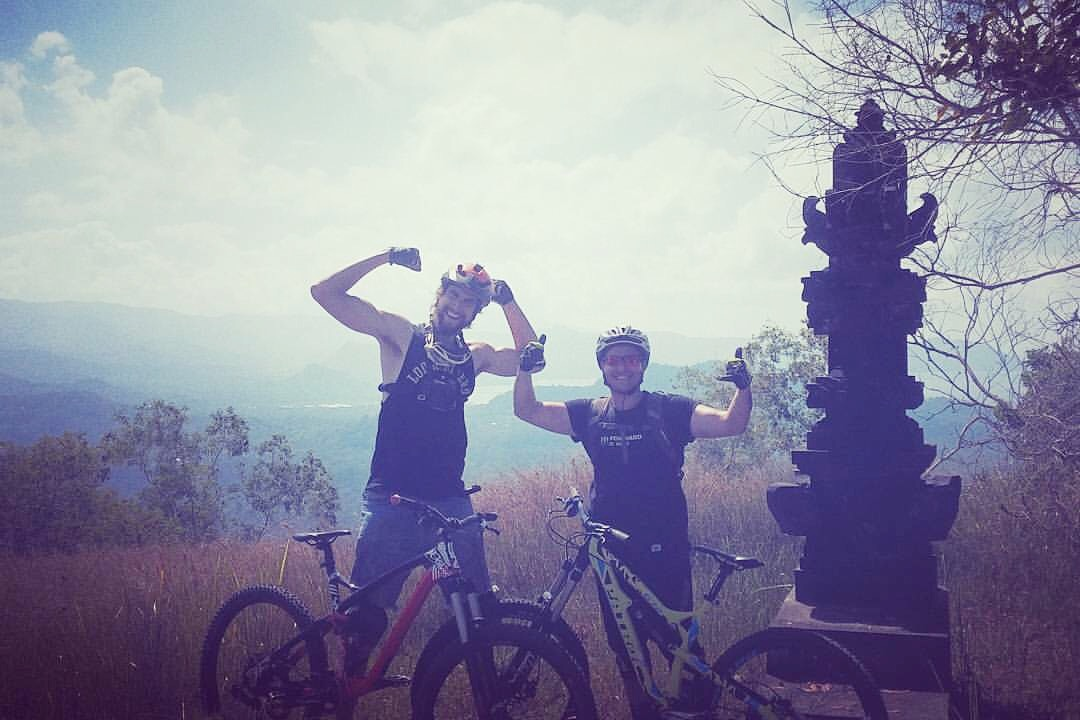 Bali - Vélo DH