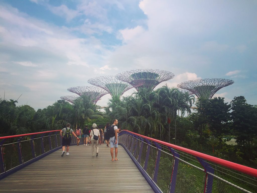 Singapour - Gardens By The Bay