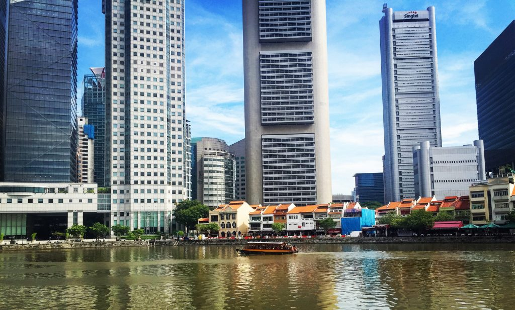 Singapour - quais