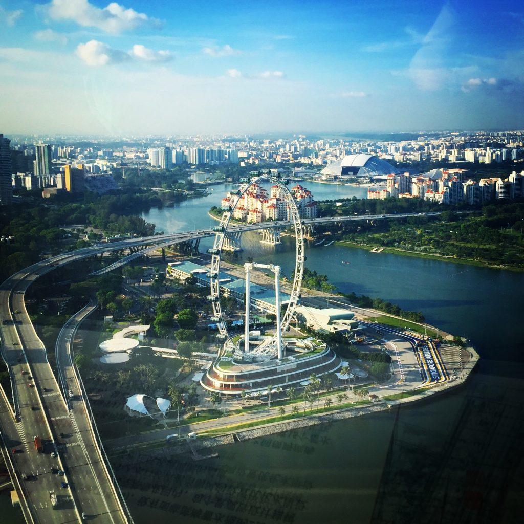 Singapour - flyer