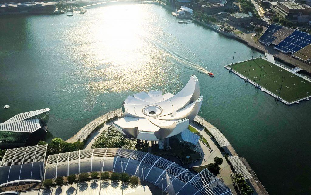 Singapour - musée