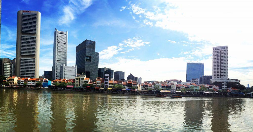 Singapour - Boat Quay