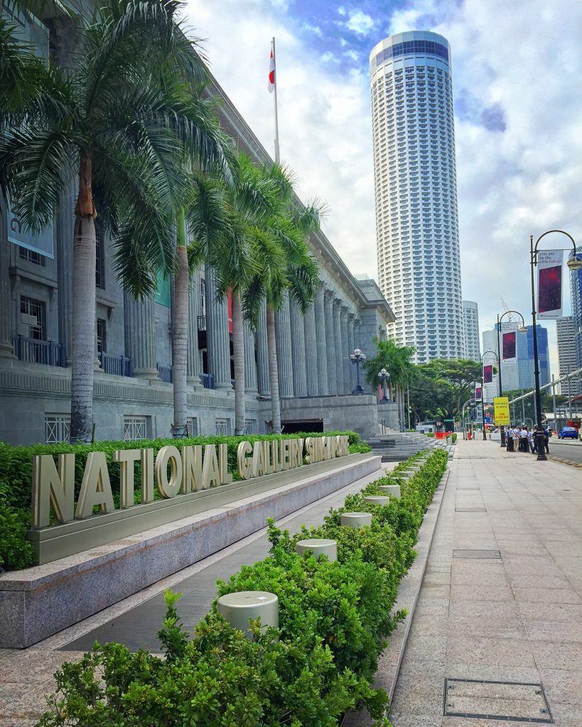 Singapour - National Gallery