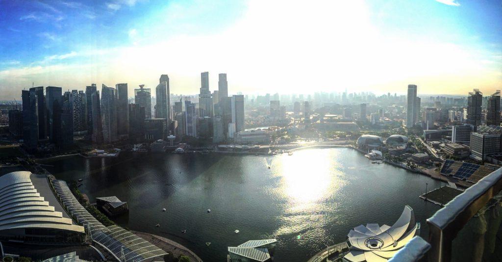 Singapour - Marina Bay Sands
