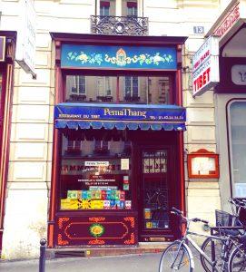 Pema Thang - Restaurant Thibétain végétarien - Paris