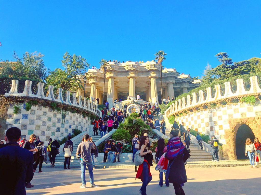Un week-end à Barcelone - jour 1