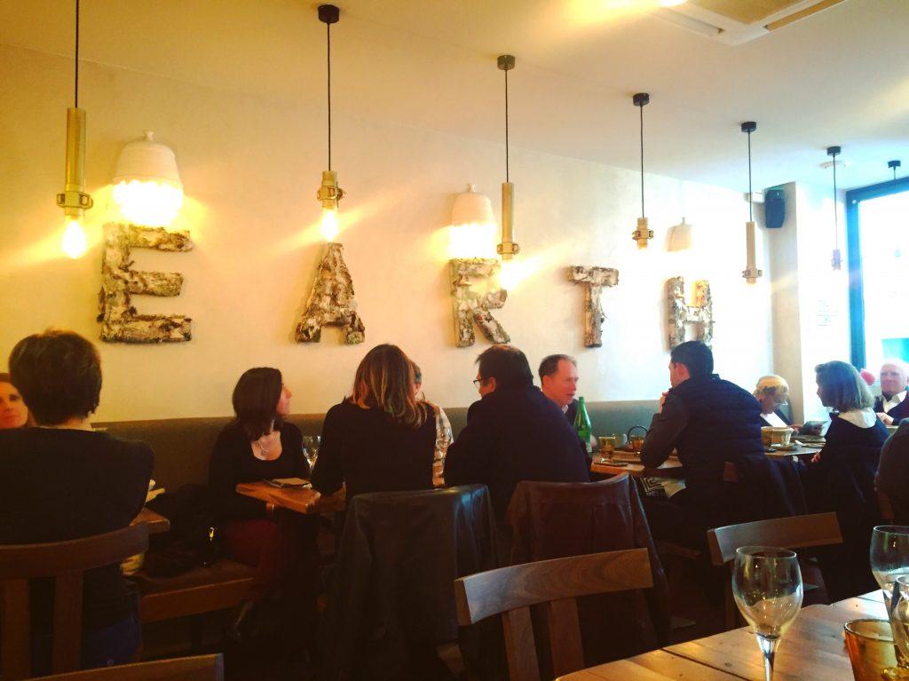 Sense Eat - Restaurant italien végétarien - Paris