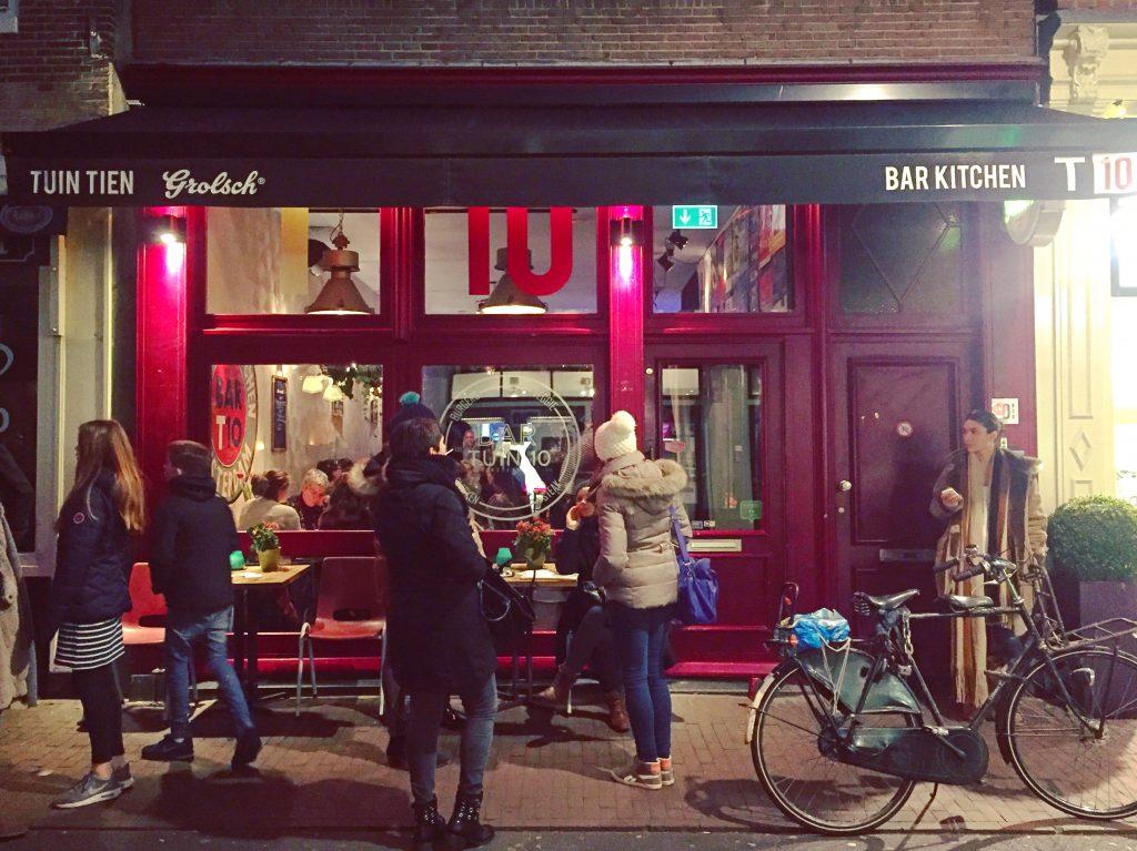 Où manger végétalien à Amsterdam?!