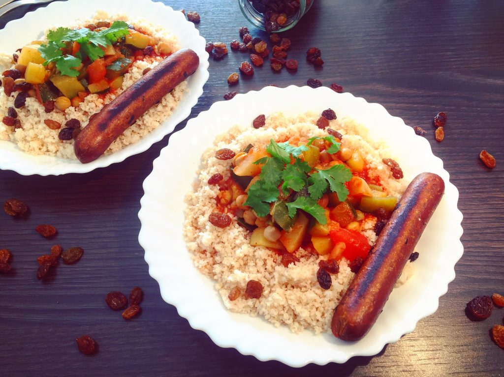 Couscous facile et rapide - vegan, sans gluten