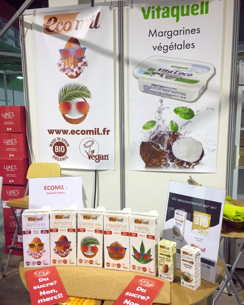Salon Veggie World Lyon - janvier 2017
