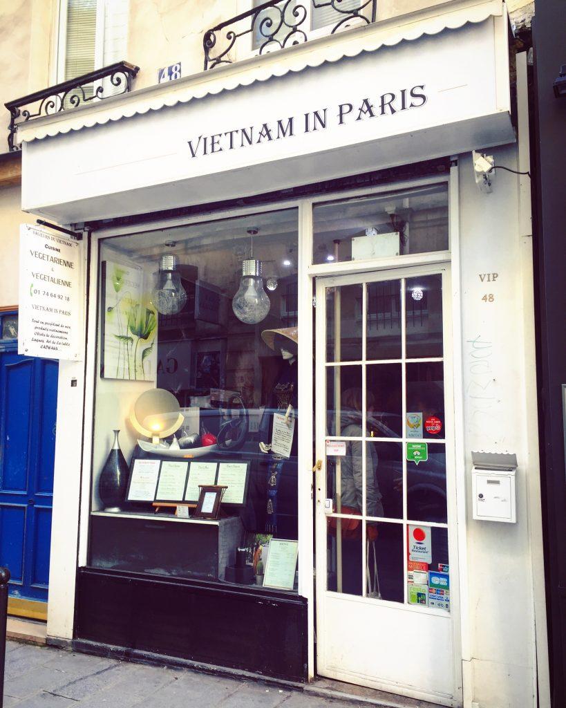 vietnam in paris restaurant vietnamien v g talien paris les carnets de marine. Black Bedroom Furniture Sets. Home Design Ideas