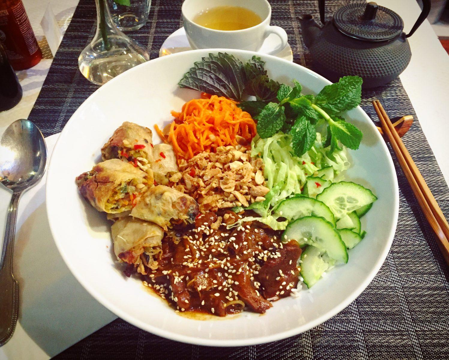 Vietnam in Paris - restaurant vietnamien végétalien à Paris