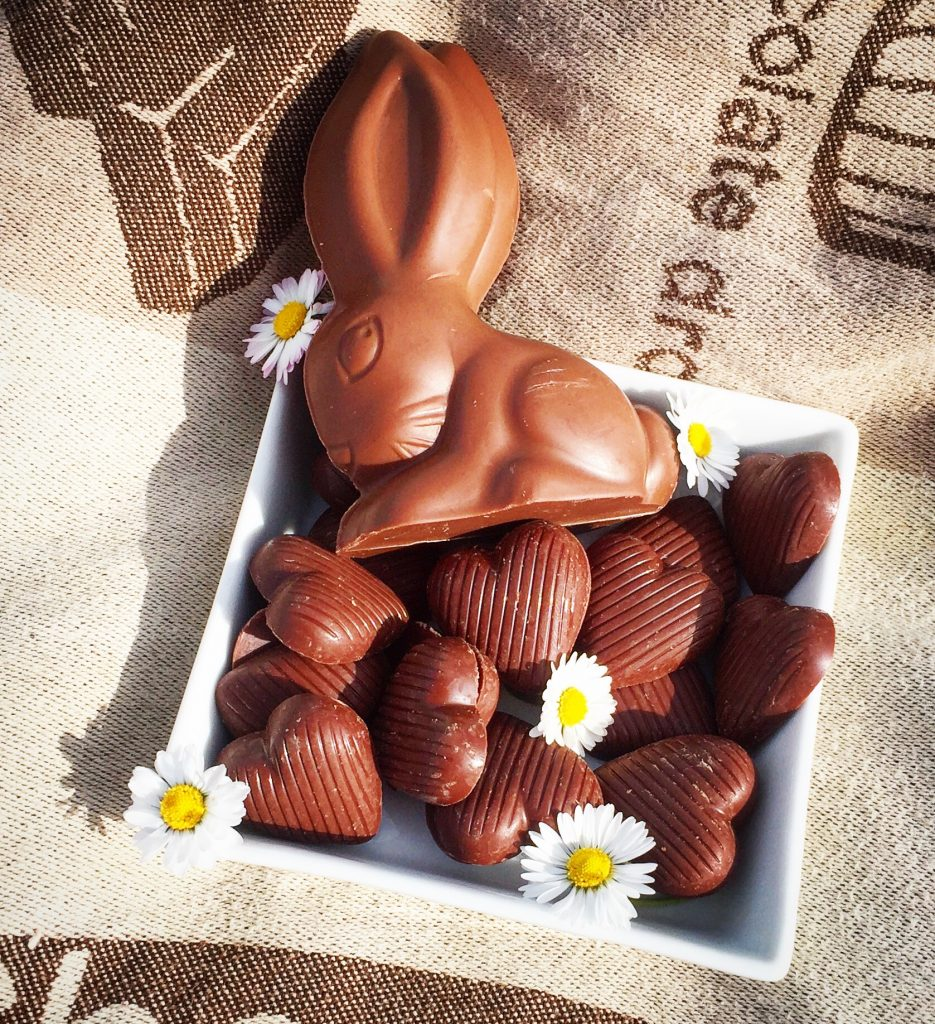 Chocolats de Pâques - ma sélection 100% Vegan