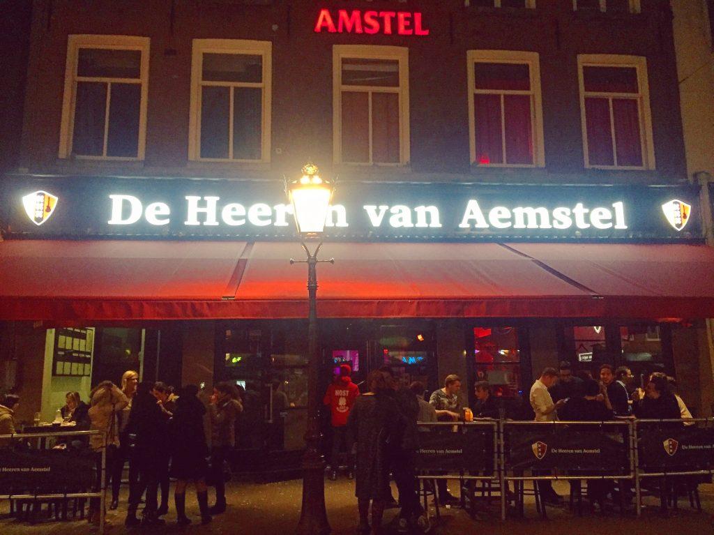 Où sortir entre copines à Amsterdam?