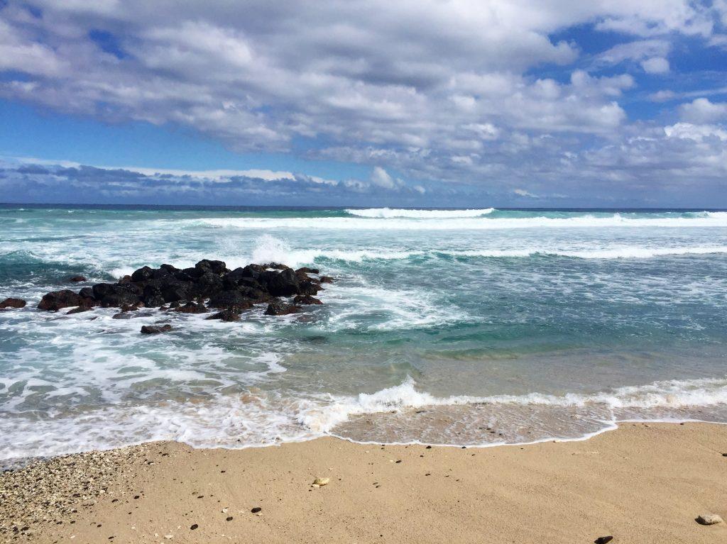 Les plages de l'île de la Réunion