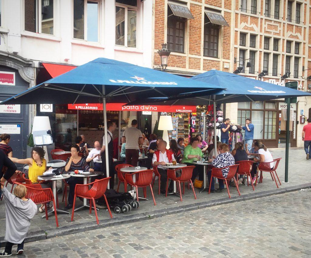 Pasta Divina - resto italien - Bruxelles