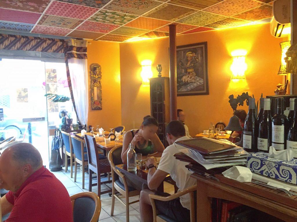 Ô Bali - resto Balinais - Toulouse