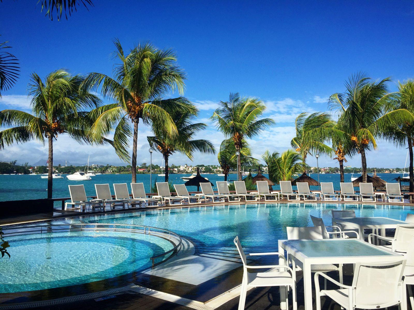 Mon hôtel à l'île Maurice : le Véranda Grand Baie