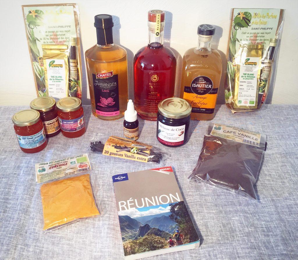Quels souvenirs ramener de la Réunion et de l'île Maurice
