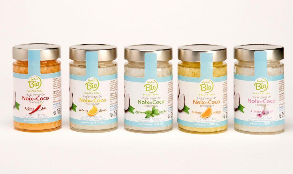 L'huile de coco : un produit magique ! Pleins d'idées pour l'utiliser ( et ne plus la quitter! )