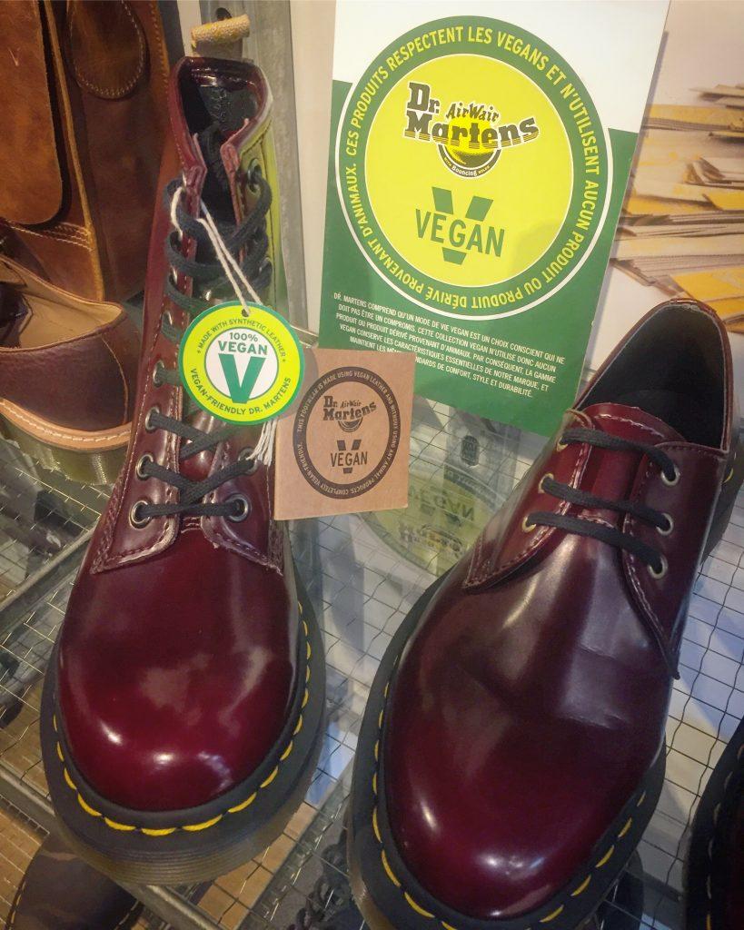 Acheter des chaussures sans cuir - Le point sur les alternatives véganes