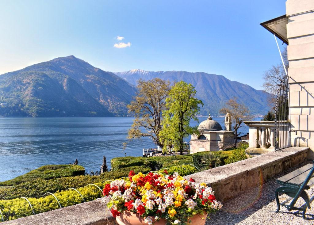 Notre voyage en Italie #2 : le Lac de Côme