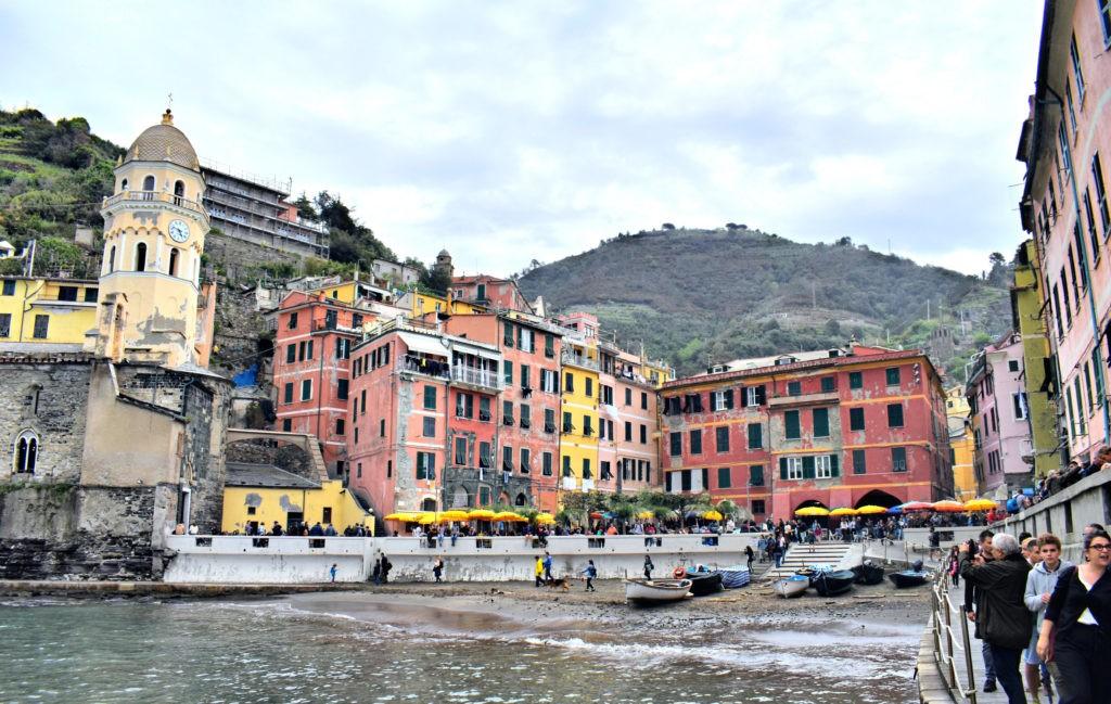 Notre voyage en Italie #6 : les 5 Terre et Portovenere