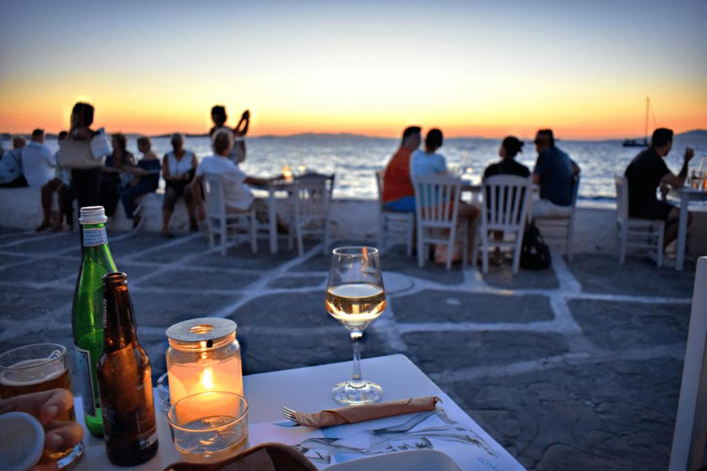 Mes adresses : logement et restaurants à Mykonos, aux Cyclades