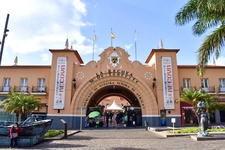 1 journée en famille à Santa Cruz de Tenerife, aux Canaries