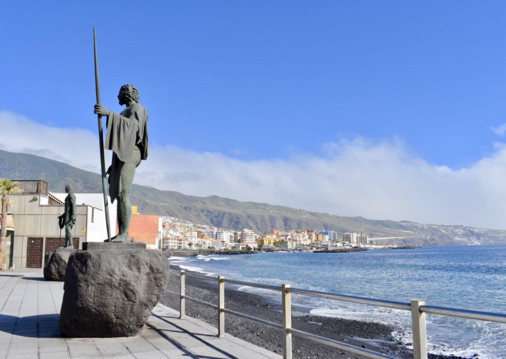 Découverte de Candelaria, et de la plantation d'aloe vera Finca Canarias à Tenerife